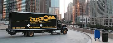 The Custom Companies The Custom Companies Inc