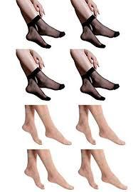 Infispace Women & <b>Girl's</b> Ultra-Thin Transparent Nylon <b>Ankle Length</b> ...