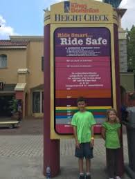 Wonderland Height Chart The Top Kings Dominion Rides For Kids