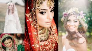 bridal makeup styles for the year 2017 a2zweddingcards
