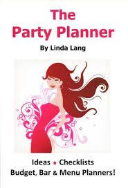 Amazon Com The Party Planner Ideas Checklist Budget Bar Menu