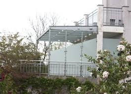 Sichtschutz Stahl Glas M Bel Ideen Und Home Design Inspiration Windschutz Und Sichtschutz Aus Edelstahl Und Glas In Hamburg