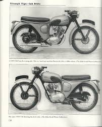 the triumph tiger cub bible review rider s library