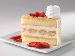 Lemoncello Cream Torte The Cheesecake Factory