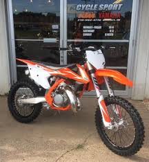 new 2018 ktm 125 sx motorcycles in hobart in stock number n a
