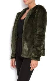 piper faux fur jacket shakara image 1