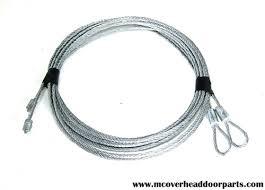 garage door cables for 9 high garage door with torsion spring system