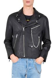 panther biker jacket the kooples