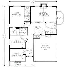 house plans 2000 square feet astonishing astonishing 3 square foot 2 bedroom house plans no garage