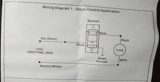 how to install an occupancy sensor light switch part  leviton ods10 occupancy sensor wall switch wiring diagram