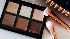 review anastasia beverly hills cream contour kit in fair