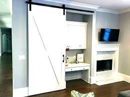 glass barn door hardware commercial front sliding doors