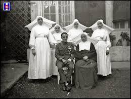ENFERMERIA AVANZA: FORMACIÓN PROFESIONAL DE LAS HERMANAS DE LA CARIDAD 1917