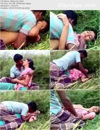Village girl sex in outdoor