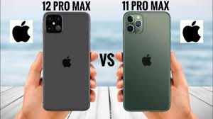 iPhone 12 Pro Max VS iPhone 11 Pro Max in 2020 | Iphone, Apple mobile  phones, Iphone 11