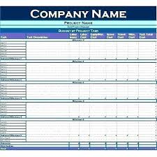 Free Task List Templates Project Management Action Log