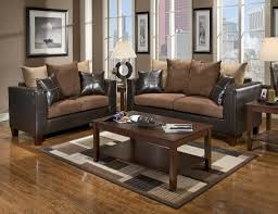 wall color for brown furniture. Chocolate Brown Sofa Set With Enticing Parquet Flooring For Amazing Family Room Makeover Ideas Mocha Wall Color Furniture