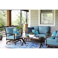 Lowes Allen & Roth Atworth set Patio furniture