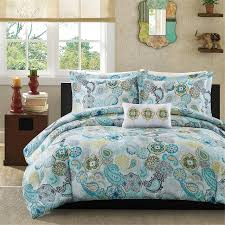 appealing your own home design ideas plus aqua bedding sets queen pertaining to encourage in yellow