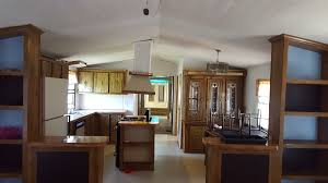 Mobile Home Kitchen Single Wide Mobile Home Kitchen Renovations Before Mobile Home