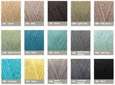 Hot <b>Sale 1</b> skein x <b>50g</b> LACE <b>Soft</b> Crochet Sable hair Cashmere ...