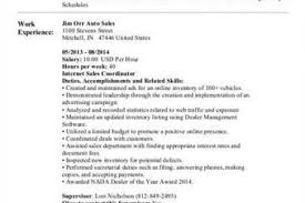 Examples Of Resumes      Exciting Usa Jobs Resume Format Best For