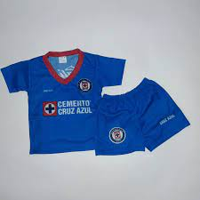 Cruz Azul Kids Jersey 2020/2021 Soccer ...