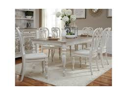 liberty furniture dining table. Liberty Furniture Magnolia Manor Dining Opt 7 Piece Rectangular Table Set