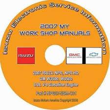 2007 isuzu npr npr hd gmc chevy w3500 w4500 truck w 6 0l gas image is loading 2007 isuzu npr npr hd gmc chevy w3500