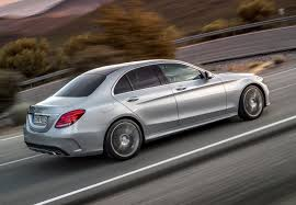 2014 Mercedes-Benz C-Class: next-gen premium mid-sizer revealed ...