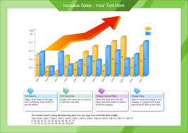 Sales Chart Template Increase Sales Column Free Increase Sales Column Templates