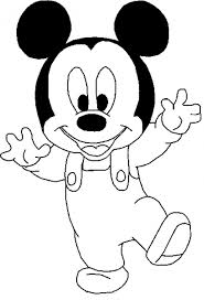 Small Picture Mickey Mouse Coloring Page Images Coloring Pages