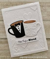 Paper Gnomes Blog | Handcrafted Card Making Instructions | Scrapbook and  Multi-Media Design Guides: The Perfect Blend Card