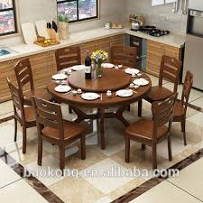 dining furniture solid wood. dining room furniture solid wood rotating table d