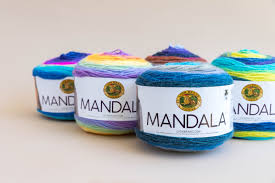 Patterns For Mandala Yarn New Decorating