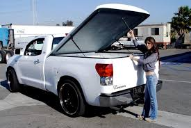 Toyota Truck Lids and Pickup Truck Tonneau Covers