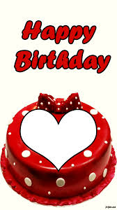 Birthday Frame With Love Freeproducts