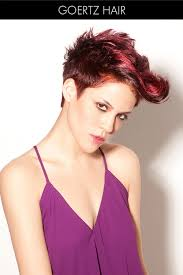 Hair Color For Spring With Pink