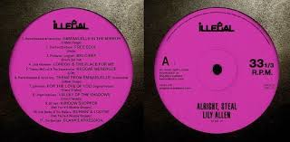 <b>Lily Allen</b> – <b>Alright</b>, Steal – Music Like Dirt