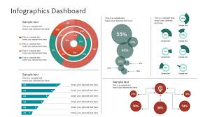 Simple Info Graphics Simple Infographics Dashboard For Powerpoint Slidemodel