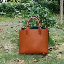 whole rectangle vegan leather tote bag free large brown faux leather tote tank domil