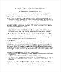 executive summary of books executive summary resume example template joefitnessstore com