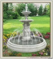 fresh outdoor garden fountains ideas