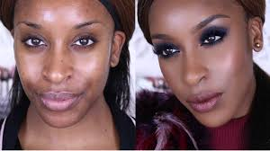 makeup tips get the dark clic smokey eye