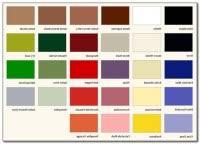Samurai Spray Paint Colour Chart Metallic Spray Paint Colour Chart Wydeven Designs