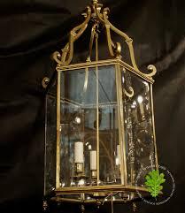 original brass lantern