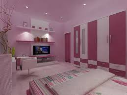 pink wall paintmodern home mix Purple color and pink color for wall painting