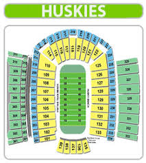 Husky Football Stadium Seating Chart Husky Football Seating Chart Bedowntowndaytona Com