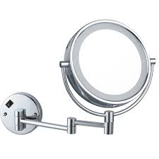 best rated lighted makeup mirror. double face round led 3x makeup mirror best rated lighted n
