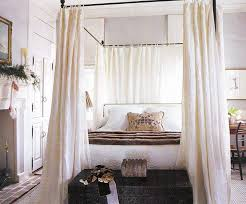romantic master bedroom with canopy bed. Canopy Beds Atlanta | Graceful Iron Bed Lends Romance To The Master Bedroom, And Romantic Bedroom With T